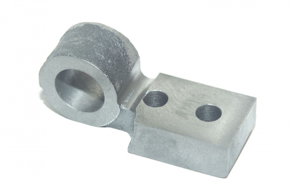 Delivery Pile Shaft Bracket D/S
